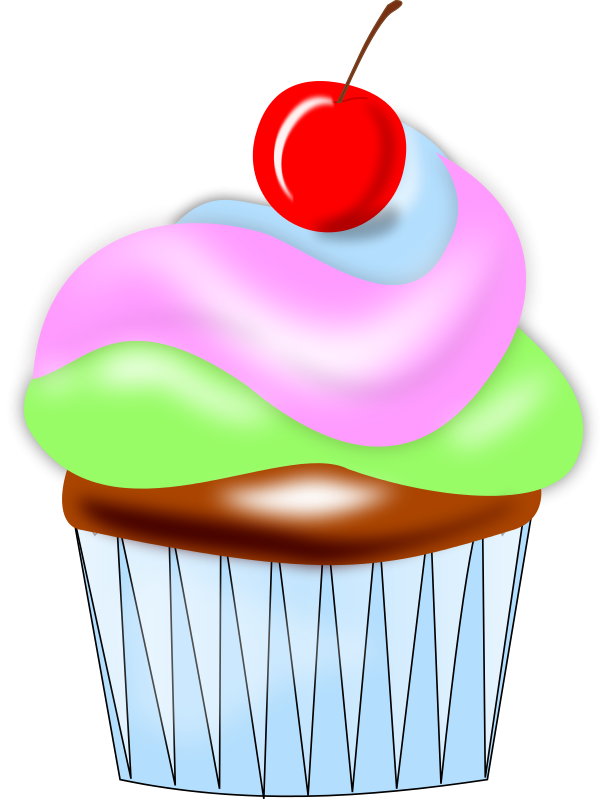 Cupcake clipart free download images 8