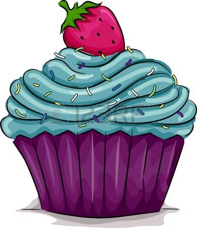 Cupcake clipart images 3