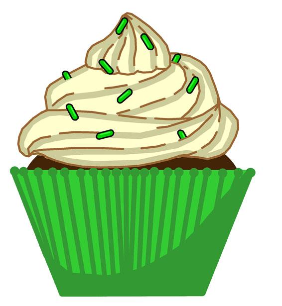 Cupcake clipart tumundografico
