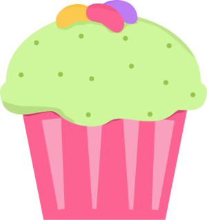 Cupcake drawings and cupcakes clipart 2