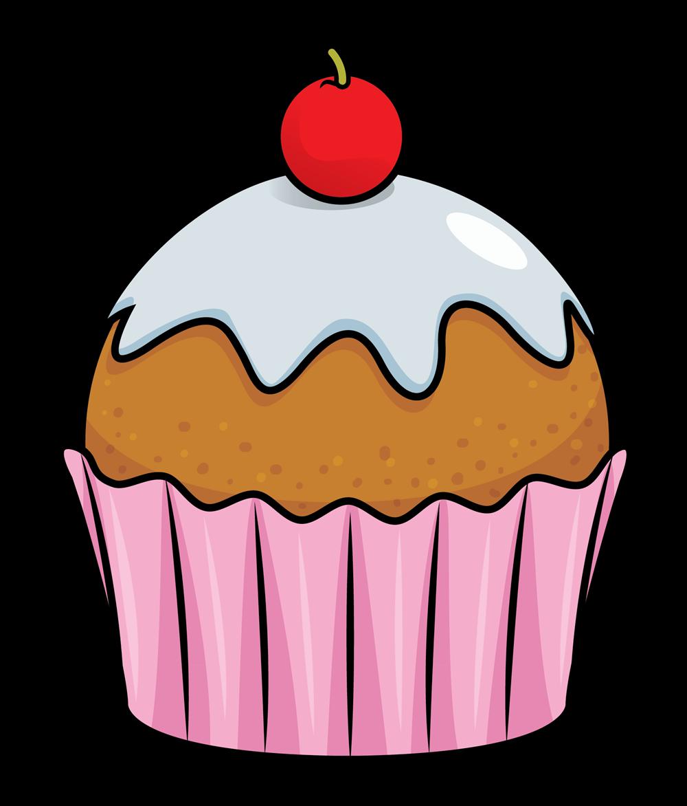 Cupcake free to use clip art
