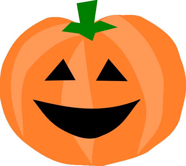Cute pumpkin clip art free clipart images 3