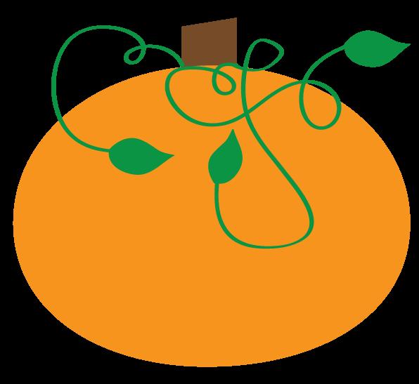 Cute pumpkin clip art free clipart images 4