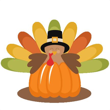 Cute turkey clipart tumundografico 3