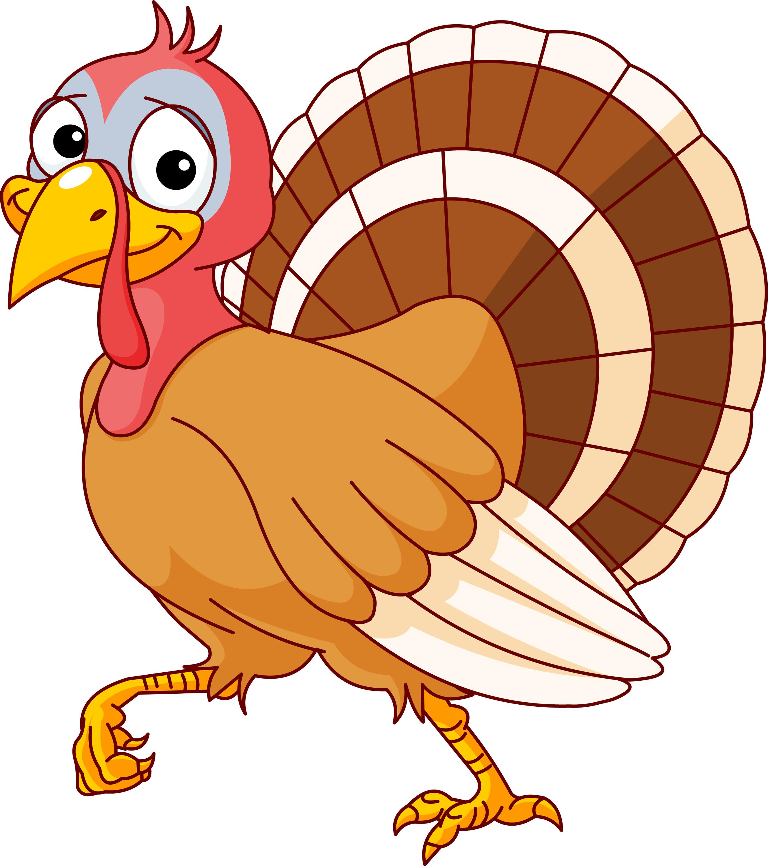 Cute turkey clipart tumundografico