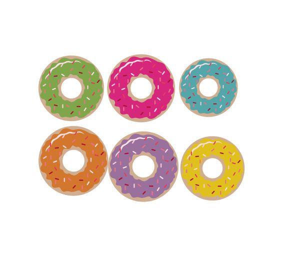 Donut clip art download