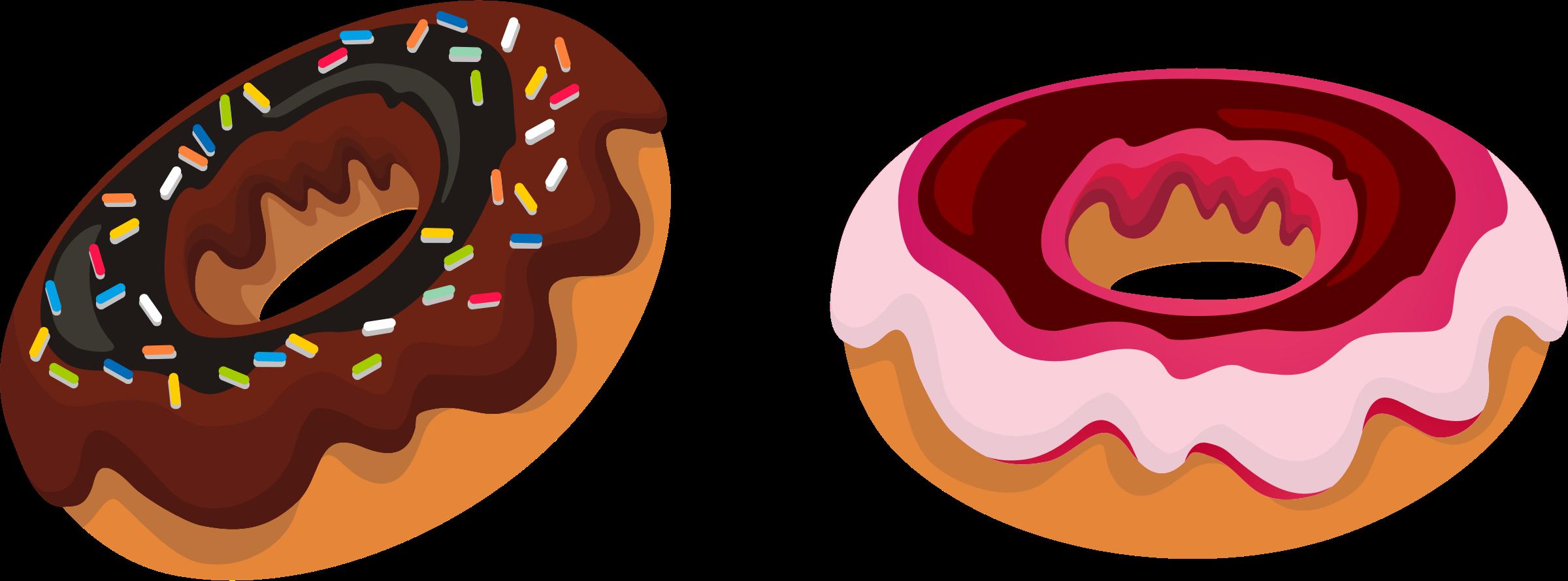 Donut clip art tumundografico