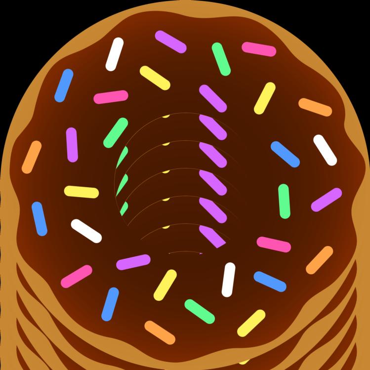 Donut clipart clipartfox 2