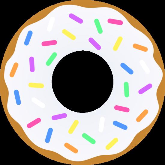 Donut clipart clipartfox 5
