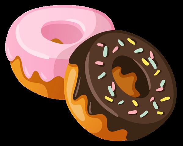Donut clipart clipartfox