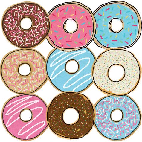 Donut clipart tumblr clipartfox 2
