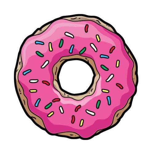 Donut clipart tumblr clipartfox 3