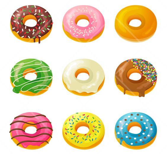Donut clipart tumblr clipartfox
