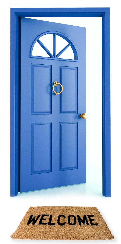 Door clipart 2