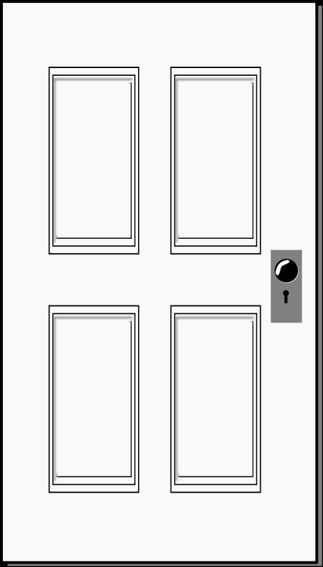 Door pictures clip art
