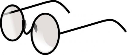 Eyeglasses clip art free clipart images 3