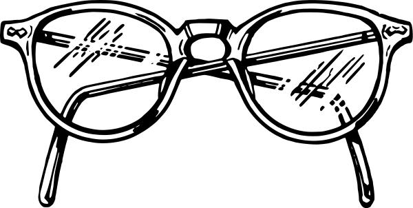 Eyeglasses clip art free clipart images 5
