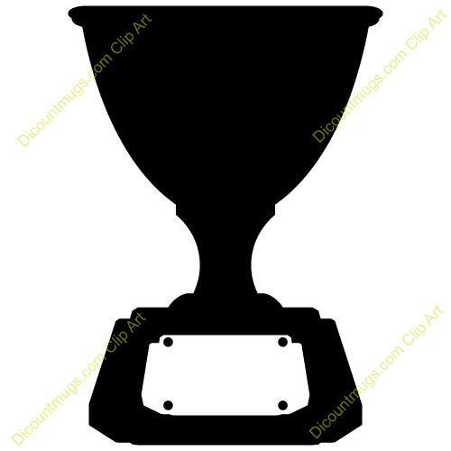Fantasy football trophy clipart free images