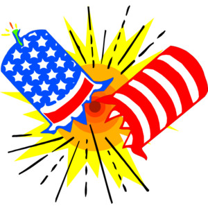 Fireworks clip art fireworks free clipart