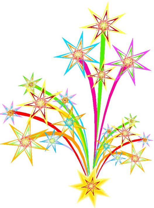 Fireworks clip art microsoft free clipart images 2
