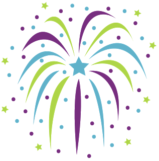 Fireworks clipart free images 2