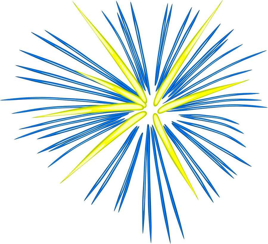 Fireworks clipart free images