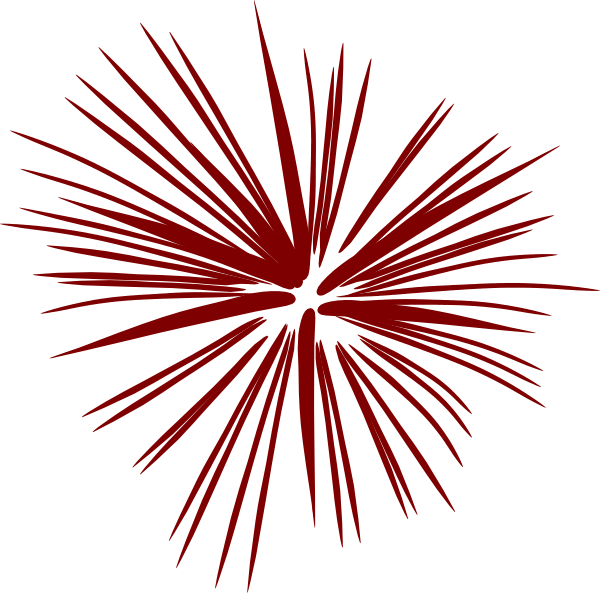 Fireworks clipart no background free images 3