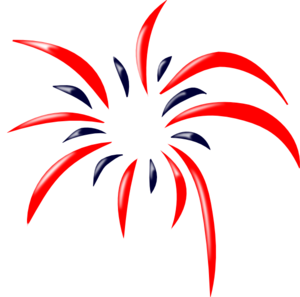Fireworks clipart no background free images 5