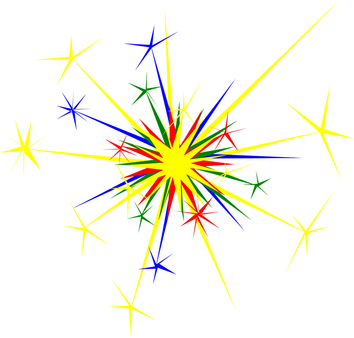 Fireworks free to use clip art 2