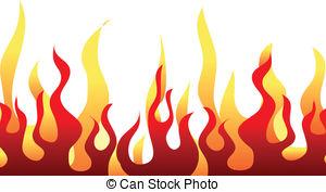 Flame clip art flame clipart fans