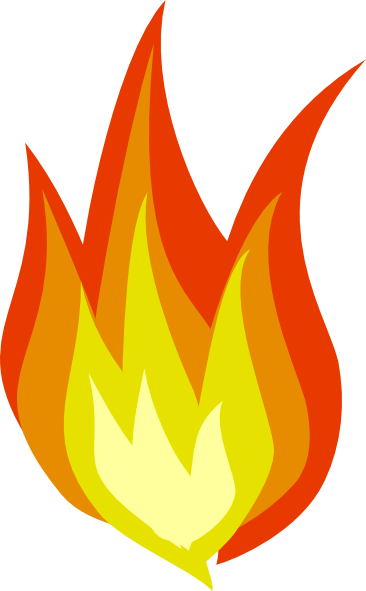 Flame clip art free clipart images 2 2