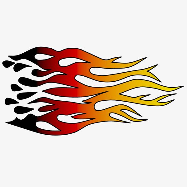 Flames clipart tumundografico 2