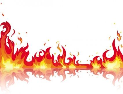 Flames clipart tumundografico