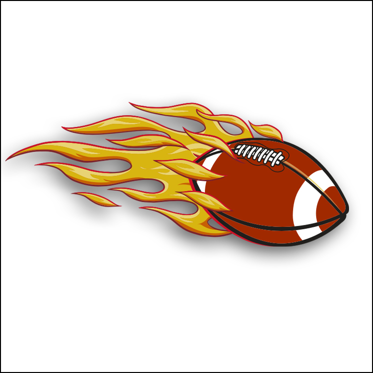 Football clip art free clipart images 2 2
