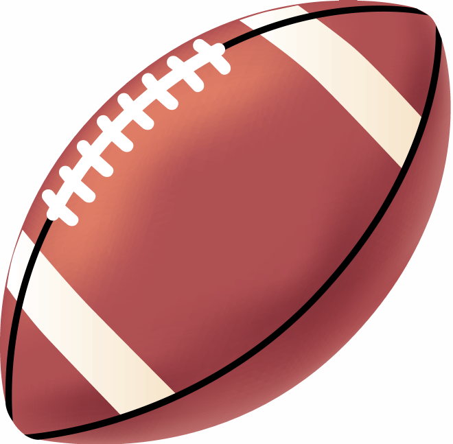 Football clip art free printable clipart images 4 2