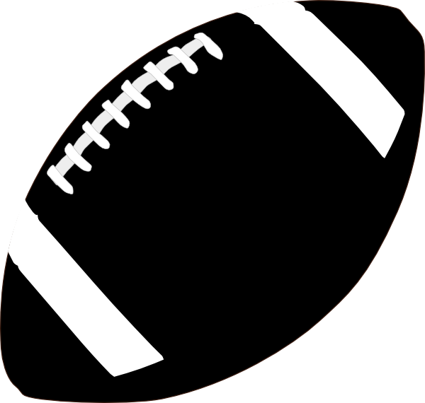 Football clip art free printable clipart images 4