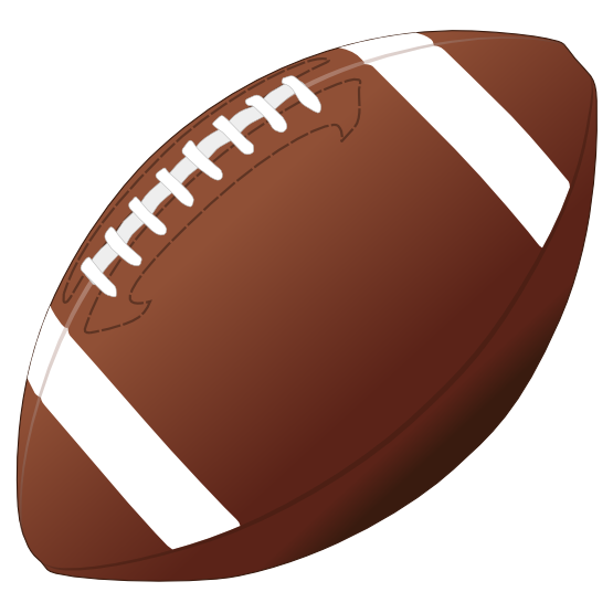 Football clipart free images 2