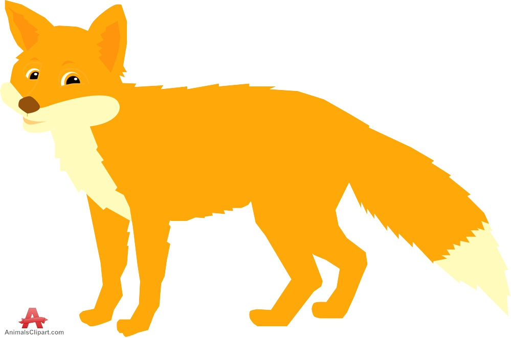 Fox clip art free clipart images 2 3