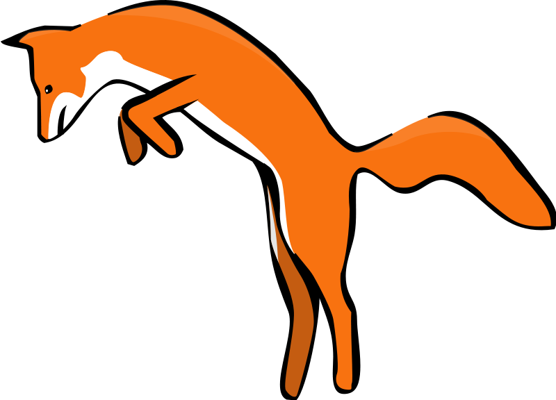 Fox clip art free clipart images 3