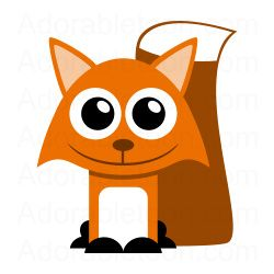 Fox clip art free vector for download about 2