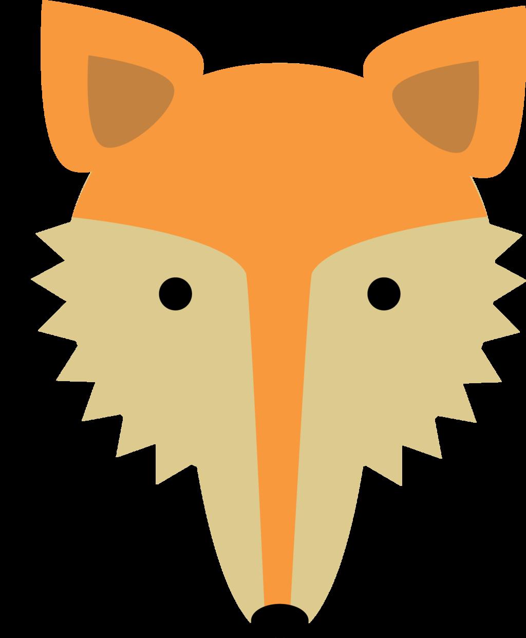 Fox clipart 3 2