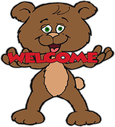 Free animated welcome s graphics clip art