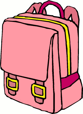 Free backpack clipart clip art images