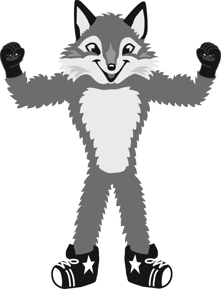 Free cartoon fox clip art 2