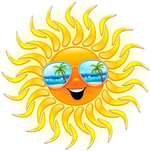 Free clipart sun with sunglasses bofi mena