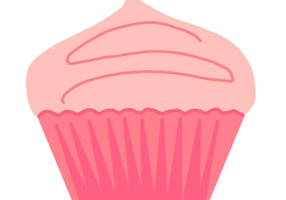 Free cupcake clipart images printable toppers and photos from