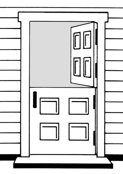 Free door clipart 1 page of clip art