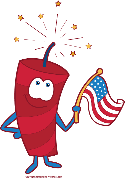 microsoft clipart 4th of july - photo #21