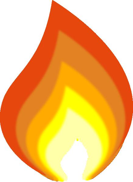 Free flame clipart clipartfox 2
