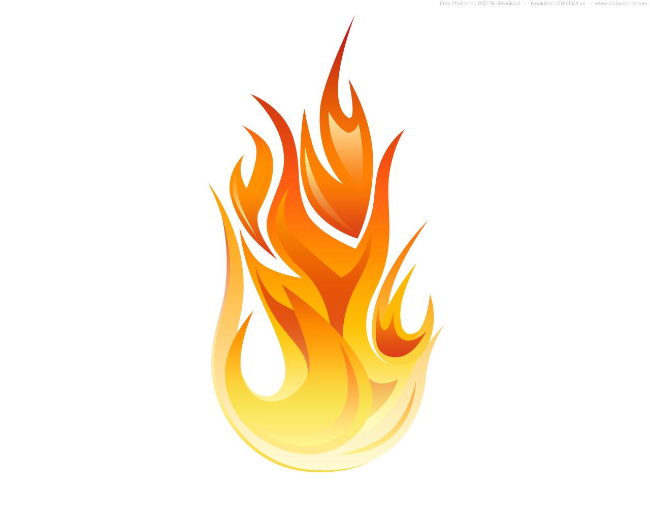 Free flame clipart clipartfox 6